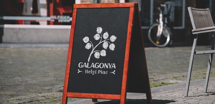 Galagonya Helyi Piac