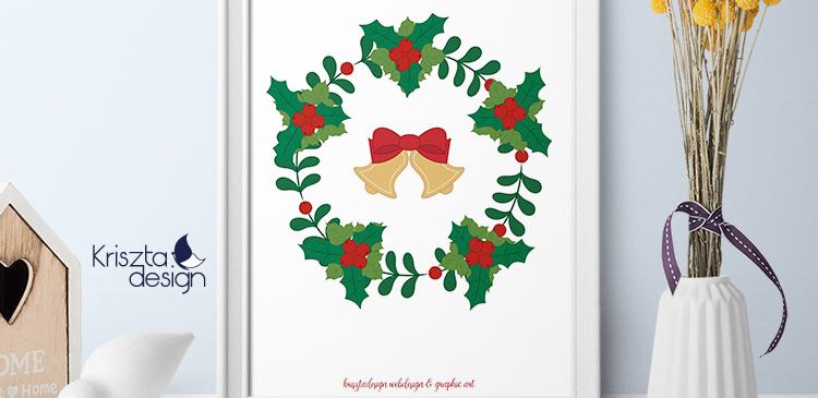Karácsonyi színező masnikkal